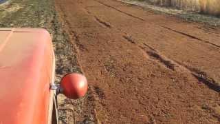 Tilling With Our Massey Ferguson Tractor | Shady Creek Farm