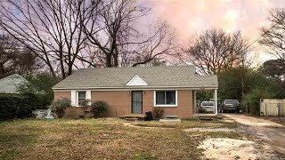 3650 MALLORY RD, Memphis, TN Presented by Melissa Thompson.