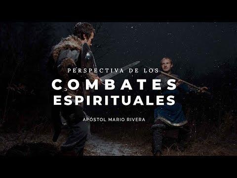 Apóstol Mario Rivera | Perspectiva De Los Combates Espirituales | domingo Ayuno 18 de marzo 2018