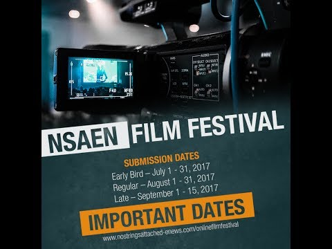 Hollywood South 2017 NSAEN Film Festival Promo ft Mike Aloia  and Vanessa Hundley