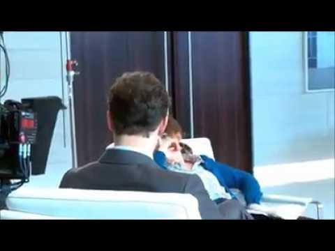 Jamie Dornan y Dakota Johnson  Detrás de Escena Mejor Química