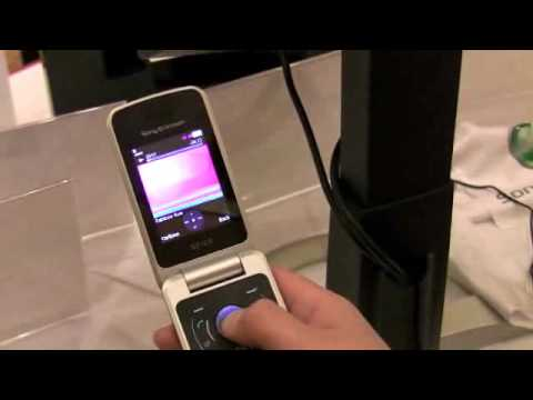 Sony Ericsson T707 thuc te Engadget