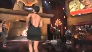 Halle Berry Jamie Fox Kiss!