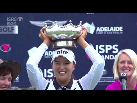 Round 4 highlights 2018 ISPS Handa Women's Australian Open