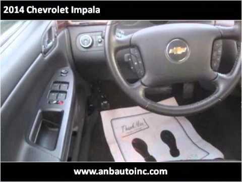 2014 Chevrolet Impala Used Cars Roseville Mi Youtube