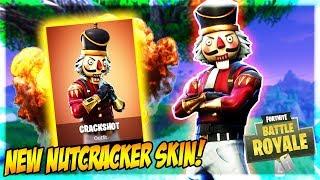 NEW CRACKSHOT SKIN! (Fortnite Battle Royale)