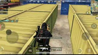 Pubg mobile Ghost Team 1 minutes in 6 kill OMG Shourd