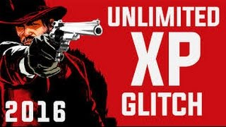 UNLIMITED XP Glitch Red Dead Redemption Xbox One PS3 and Xbox 360