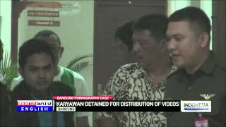 Ex Bogor District Chief Detained After Allegedly Sending Sex Tape to PDI-P Chair Megawati