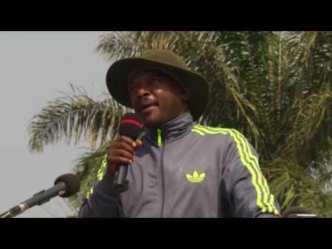 Ijambo Nyenicubahiro Pierre Nkurunziza yashikirije abanyagihugu ba zone Nyambuye- Bujumbura