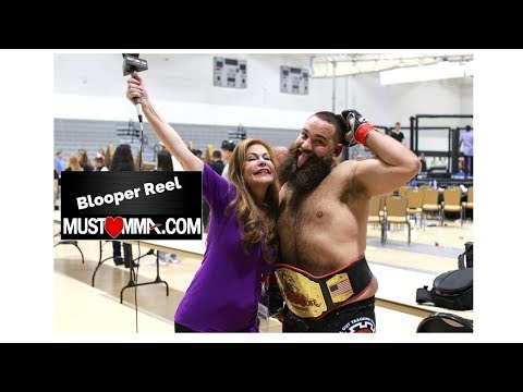 MustLoveMMA's Rise of a Warrior 21 Backstage Bloopers!
