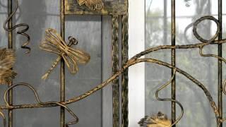 Красивые кованые изделия бабочка ковка художественная(, 2016-10-11T14:17:15.000Z)