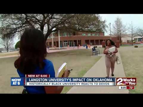 Langston University's impact on Oklahoma