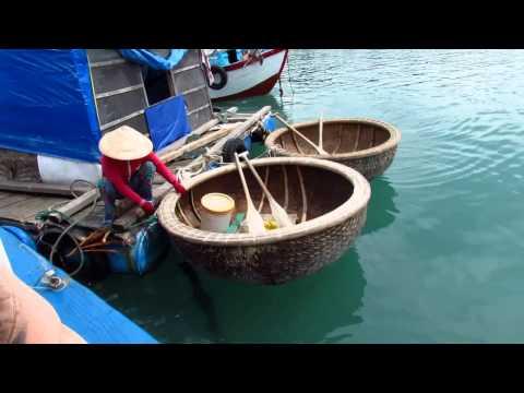 22102012 Floating fish farms in Nha Trang