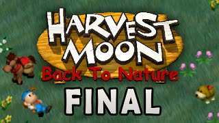 Harvest Moon Back To Nature - FINAL