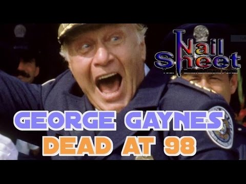 George Gaynes Of Police Academy & Punky Brewster Dead at 98