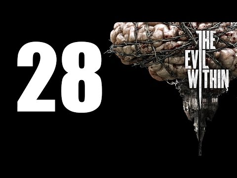 The Evil Within - Walkthrough Part 28: Death Traps