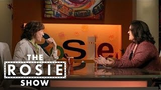 Lily Tomlin and Rosie Talk About Stand-Up - The Rosie Show - Oprah Winfrey Network