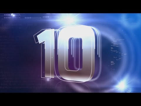 Top 10 Numbers from One through Ten!