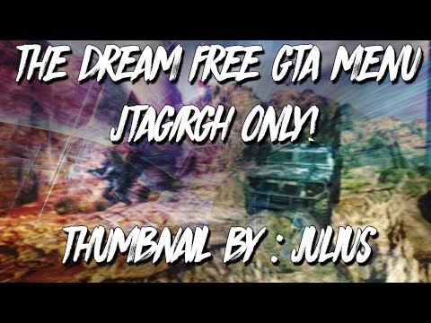 [GTA5/TU27/JTAG/RGH] The Dream Menu (Protection,Ip Grabber,Alot More Options!) +DOWNLOAD!