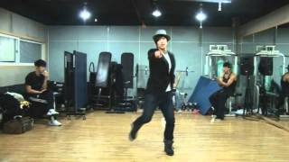 2PM - Without U mirrored dance tutorial