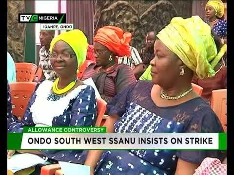 Ondo Southwest SSANU insists on Strike