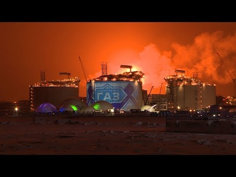 Putin launches giant $27 bn LNG project in the Arctic