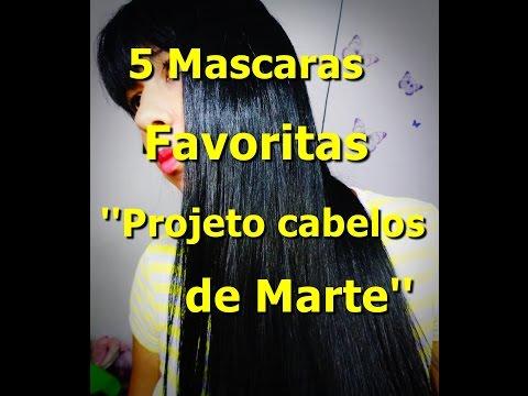 Top 5 Mascaras Favoritas e 1 Produto que não fico sem.'' Projeto Cabelos de Marte''