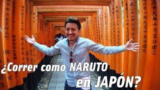 Corriendo como NARUTO en JAPÓN  | Javo Kun