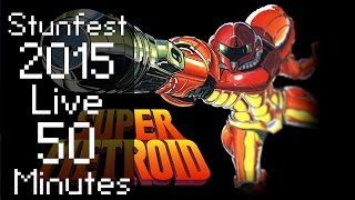 Stunfest 2015 Super Metroid par Brother main
