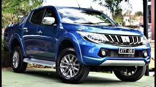 B9464 - 2018 Mitsubishi Triton GLS MQ Auto 4x4 Walkaround Video