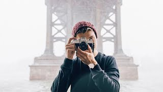 STREET PHOTOGRAPHY TIPS //  HOW I TAKE STREET PHOTOS [PART1]