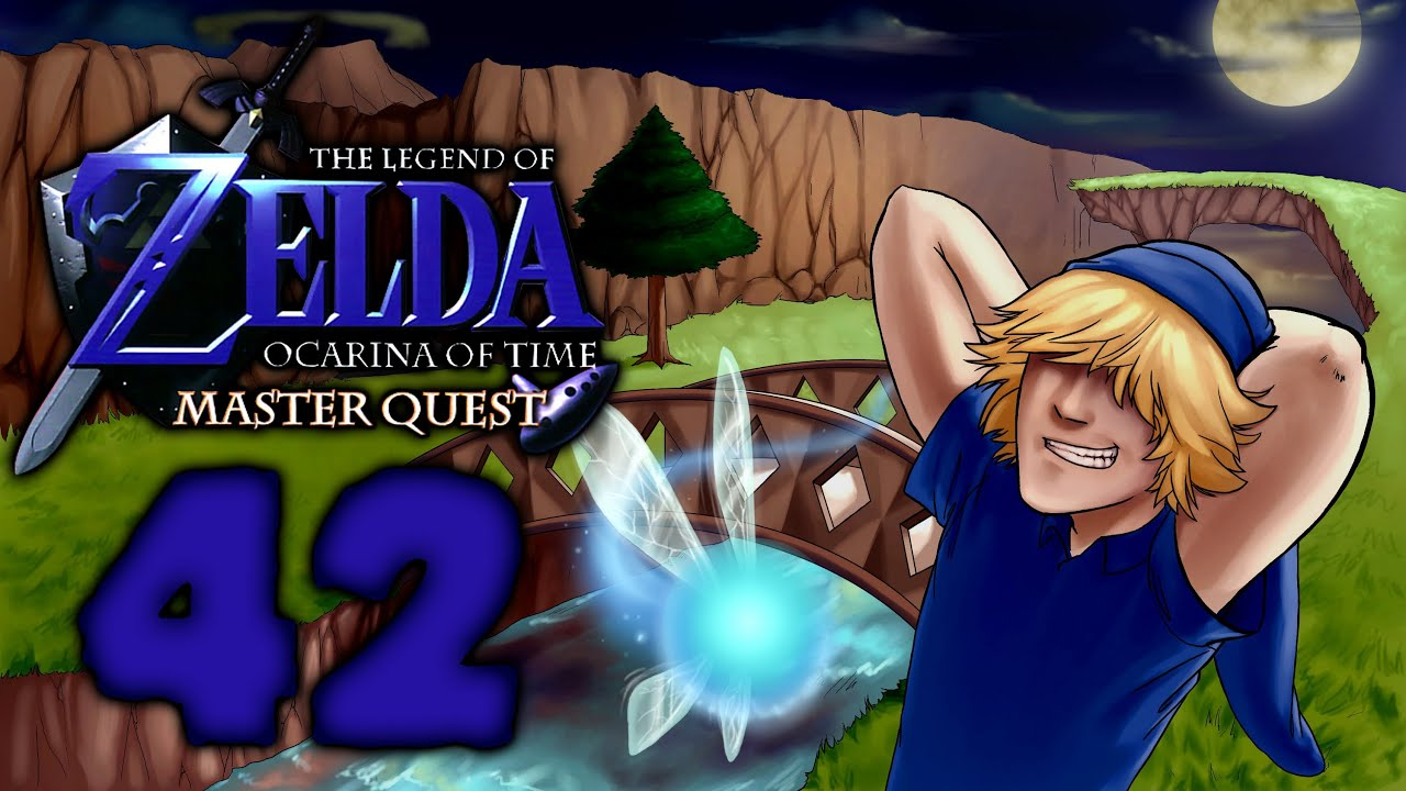 Lets Play Zelda Ocarina Of Time Master Quest German42 Der