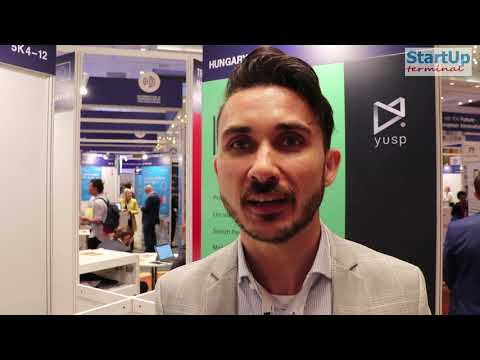 ConnecTechAsia 2019 Video Interview: Zsolt Sipos, Account Manager, Yusp