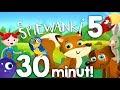 Zestaw piosenek dla dzieci nr 5 - 30 min: Lisek, Malutki, Las – Śpiewanki.tv - Piosenki dla dzieci
