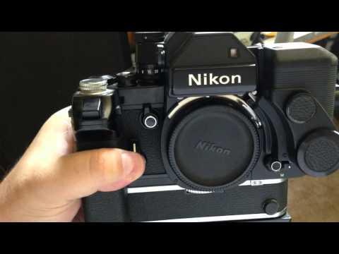 THE NIKON CAMERA STORY - Nikon F2, Nikon F2 Photomic