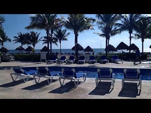 Blue Bay Esmeralda Riviera Maya review Playa del Carmen
