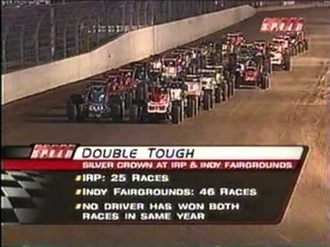 2003 Hoosier Hundred - USAC Silver Crown