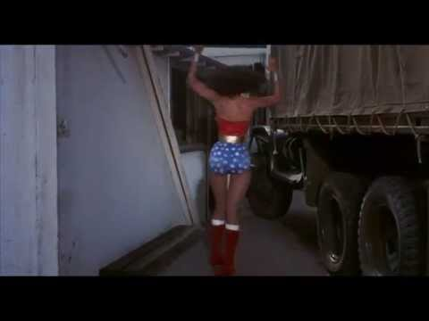 Wonder Woman Transformation Spin