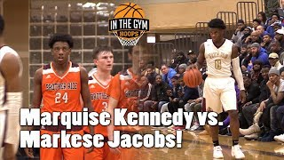 """Markese """"The Show"""" Jacobs is CLUTCH! INTENSE Head-to-Head Battle vs  Marquise Kennedy!"""