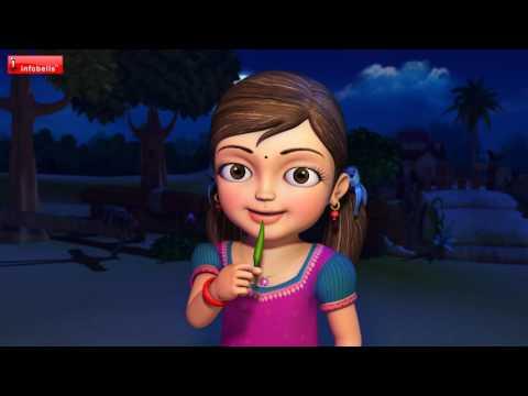 मेरा प्रिय स्वाद | Hindi Rhymes for Children | Infobells