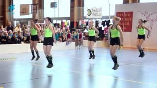 2015 03 28 I DĚTI V AKCI I 68 TJ Sokol Horoměřice  Fast Moving ropes – Rope Skipping