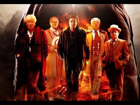 doctor who the eight doctors amazing day of the doctor