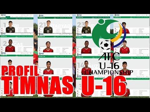 Yang Belum Kenal Profil Punggawa Timnas U-16 Sang Juara AFF 2018 ??
