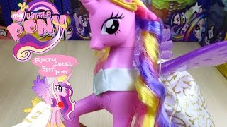 видео Пони принцесса каденс фото игрушка