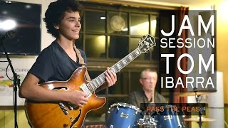 Pass the peas (Maceo Parker) - Jam Session Tom Ibarra à Chateaubriant