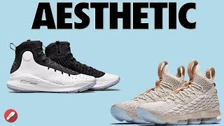 Top 10 Best Looking Basketball Shoes of 2017!