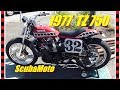 1977 Yamaha TZ750 OW31 Racing Bike in Canadian Red