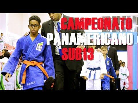 Judo - Campeonato Panamericano Sub13 - 2017