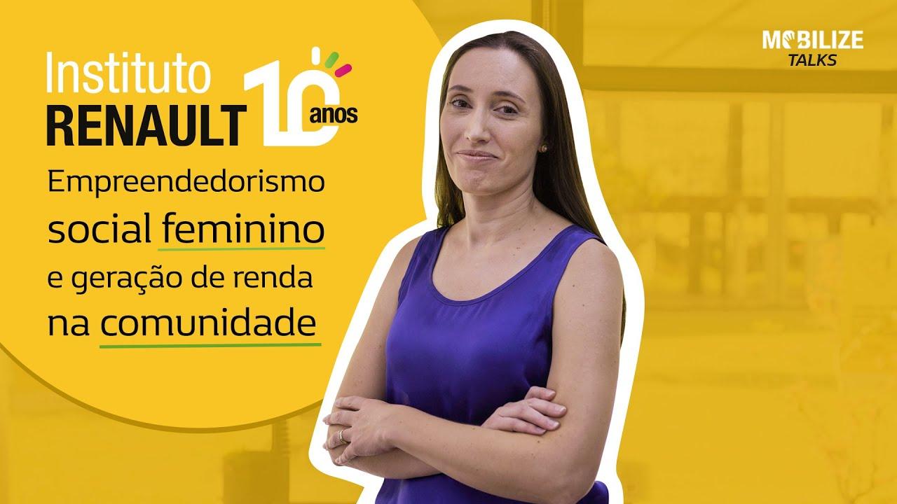 Renault | Mobilize Talks | Marcia Zazula